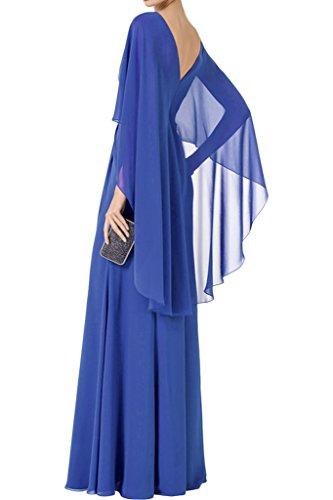 Promgirl House - Robe - Trapèze - Femme Turquoise