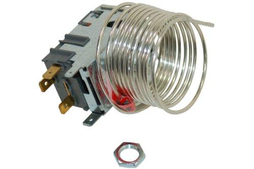 HOTPOINT INDESIT Kühlschrank Gefrierschrank Thermostat K59-S1840(3Laufzeit). Original Teilenummer c00278636 -