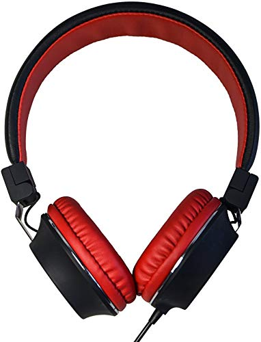 Intex Multimedia H-50 Over The Ear Headphone (Black)