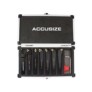 Accusize - 7 Pieces/Set 1/2