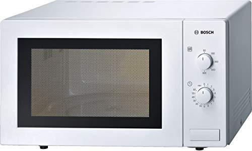 Bosch HMT 82 M 420 Four à Micro Ondes Classique Pose Libre 25 L 900 W Blanc