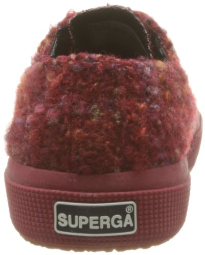 Superga 2750-Fantasyw 7, Chaussures Femme Rouge (970 Red)