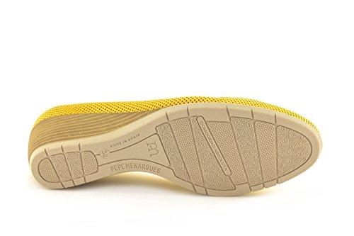 CONBUENPIE  102p,  Damen Schuhe Gelb