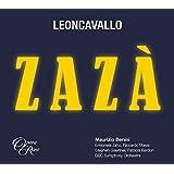 Leoncavallo:Zaza [Ermonela Jaho; Riccardo Massi; Stephen Gaertner; BBC Symphony Orchestra, Maurizio Benini] [OPERA RARA: ORC55]