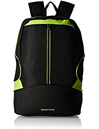 Fastrack 32.38 Ltrs Black Casual Backpack (A0668NBK01)