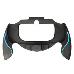 OSTENT Durevole Joypad Supporto Titolare Scatola Stretta Impugnatura Compatibile per Sony PSV PS Vita 1000 Colore Blu