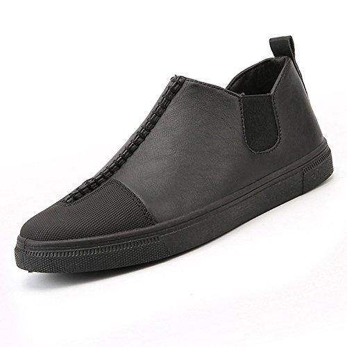 XiaoYouYuBoots - Stivali da Motociclista uomo Black