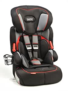 Fisher Price Safe Voyage Grow with Me Group 1/2/3 Combination Car Seat (Black)