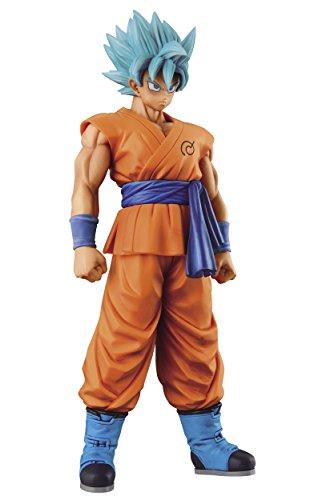 Banpresto Dragon Ball Z 9.8-Inch The Son Goku Movie Master Stars Piece Figure by Banpresto