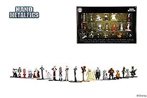 Jada- Nano MetalsFig Pack 20 Figuras Pesadilla Antes de Navidad, (0801310301227)