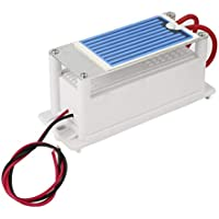 TAOHOU 110V 7g / h Generatore di ozono Mini Piastra in Ceramica Integrata Ozonizzatore Bianco Macchina