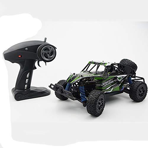 Link Co High-Speed-Fernbedienung Auto 1:18 2.4G Wüste Off-Road 4 Drive Kinderspielzeug Bergsteigen Auto