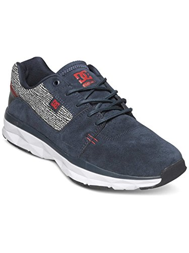 DC Shoes  Player Se M Shoe Ngy, Low-Top Sneaker homme NAVY/GREY