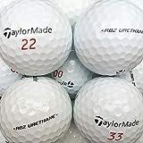 lbc-sports Taylormade Rbz Urethane Balles de Golf AAAA Blanc AAA, lbc-6060-var-25-200, Weiß, 36 Bälle