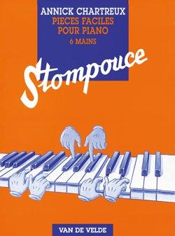 Stompouce : Pices faciles pour piano 6 mains
