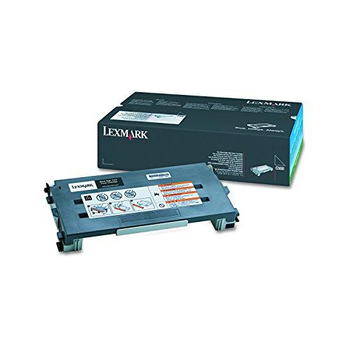 Preisvergleich Produktbild Lexmark Lasertoner/C500H2KG, schwarz