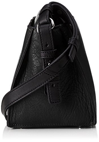 Marc O'Polo - Thirtysix, Borse a tracolla Donna Nero (Black)