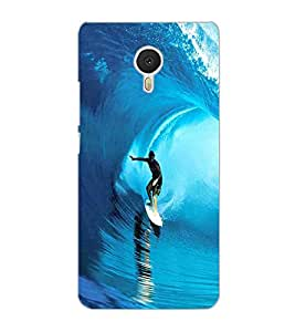 MEIZU M3 NOTE SURFER Back Cover by PRINTSWAG