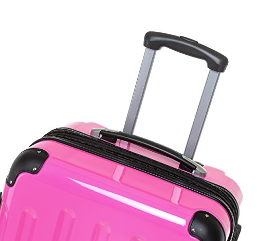 BEIBYE – Maleta  Mujer rosa rosa