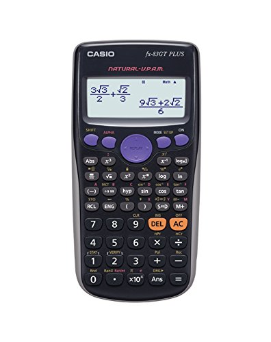 Casio FX-83GTPLUS Scientific Cal...