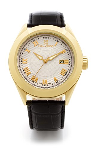 Helveco H06041AAR - Reloj color negro