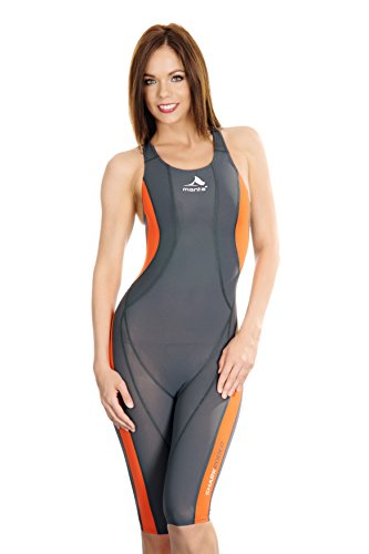 Manta Swim Damen, Shark Rodeo Manta, Gr. 36 (Herstellergröße: 32
