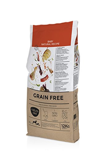 Natura diet Grain free baby 12 kg Alimento Natural