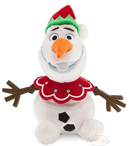 Disney store paluche olaf originale mini 20cm originale natalizio frozen il regno di ghiaccio