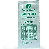Solución de calibración en sobre Milwaukee pH 7.01 de 20ml (MA10007)