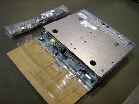684899-001 - HP Rear HDD CAGE 2xLFF 2U for DL380e G8