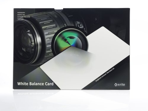 ColorChecker White Balance