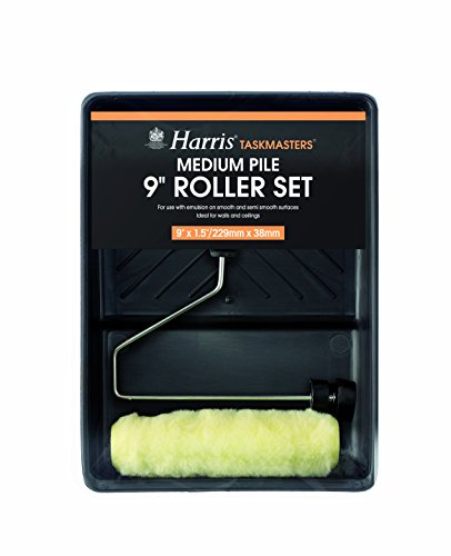 harris-4195-9-inch-taskmasters-medium-pile-roller-set