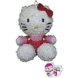 Hello Kitty Pinata. 3D(Optionaler Stick)