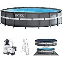 INTEX Piscina Desmontable Ultra XTR Frame Pool 549x132 cm 26330