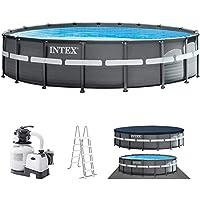 INTEX Piscina Desmontable Ultra XTR Frame Pool 549x132 cm 26330