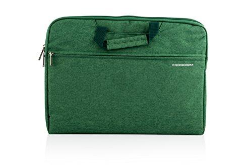 MODECOM 00040 Laptop Tasche Highfill 40 cm (15,6 Zoll) grün