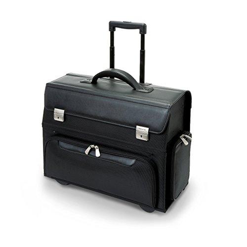 DICOTA ComfortCase (für Notebooks bis 43,18cm 17,1 Zoll) das mobile Büro