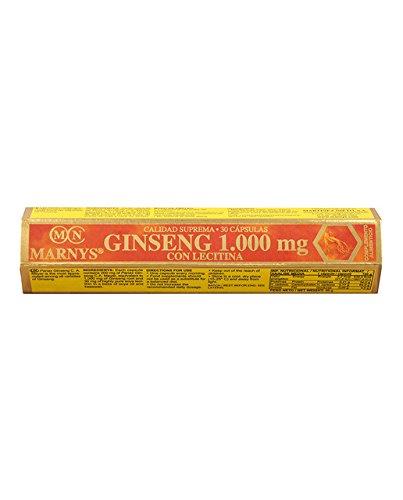 Ginseng LECITHIN PEARLS 30 Perlen - Ginseng-perle