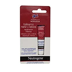 Neutrogena Lip and Nose Repair Balm, 15 ml.
