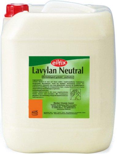 eilfix Lavylan neutral - Cremeseife weiß - 5 Liter