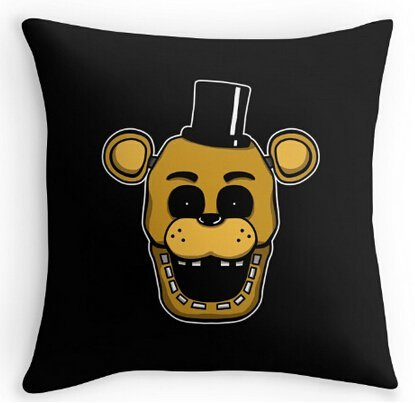 alexander-anime-five-nights-at-freddys-golden-home-producte-two-size-suitbale-pillowcase-cover-18x18