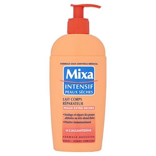 Mixa Intensive trockene Haut–Milch Körper erholsamen Extra Trockene Haut–250ml