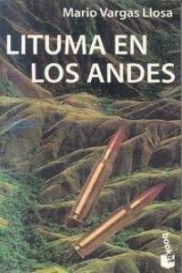 Descargar Libro Lituma en los andes de Mario Vargas Llosa