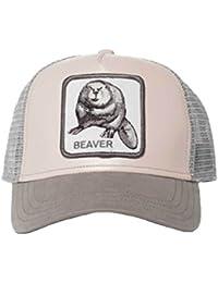 "Gorra Goorin Bros DAM IT ""Beaver"" Pin 101-0112 (LEATHER)"