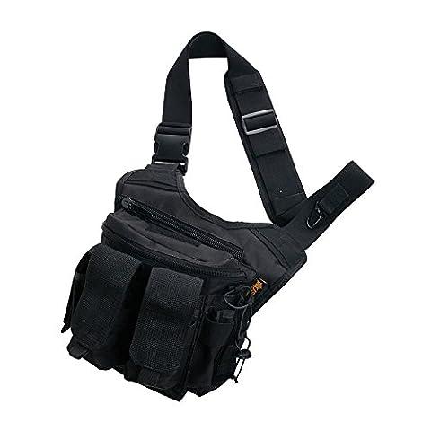 US PeaceKeeper Rapid Deployment Pack, Black