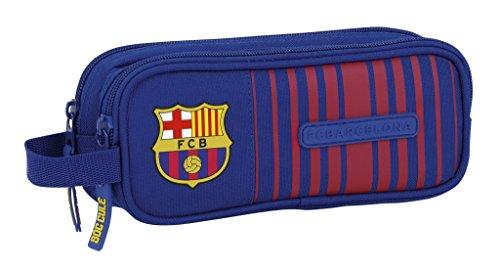 Safta Estuche F.C. Barcelona 17/18 Oficial Escolar 210x60x80mm