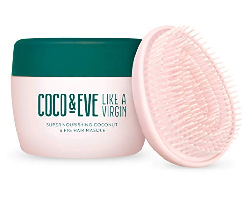 Coco & Eve Like a Virgin Super Nourishing Coconut & Fig Hair Masque Haarmaske