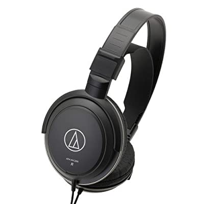 Audio-Technica ATH-AVC200 Home Studio Closed-Back Over-Ear Headphones