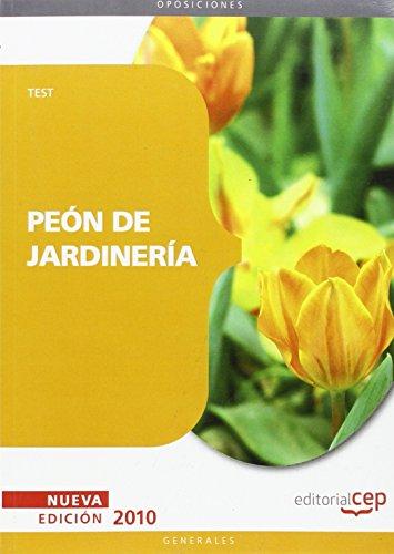 Peón de Jardinería. Test (Colección 92) por Sin datos