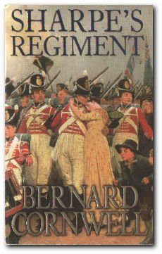 SHARPE'S REGIMENT. Richard Sharpe and the invasion of France, June to November 1813